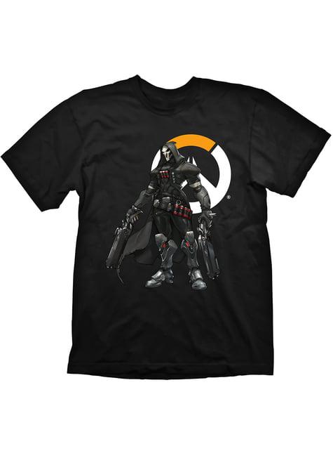 Koszulka Overwatch Reaper Logo dla dorosłego