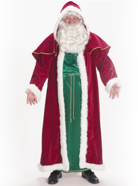 Fato de Pai Natal Vitoriano