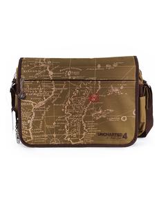 9e5f8baf12 ... Uncharted 4  A Thief  s End Map shoulder bag