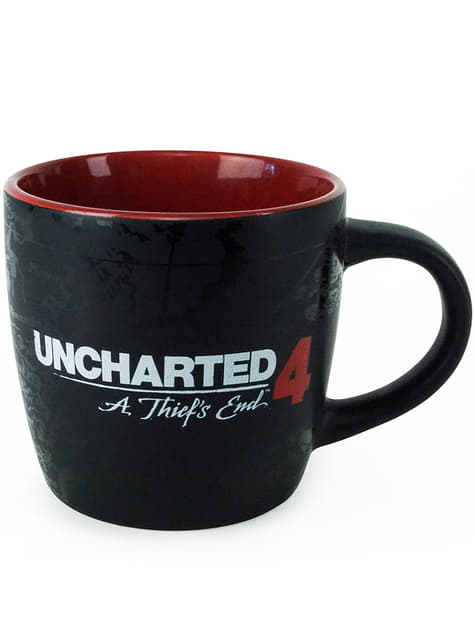 Taza de Uncharted 4: A Thief´s End Compass Map