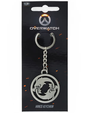 Porta-chaves de Overwatch Hanzo