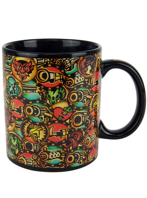 Bioshock Plasmids Mug