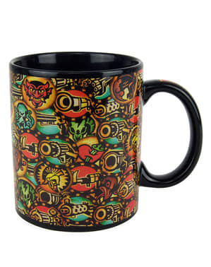Taza de Bioshock Plasmids