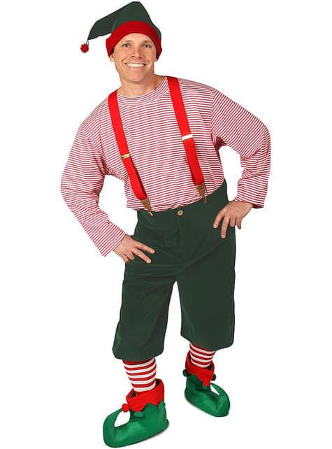 Disfraz de elfo trabajador