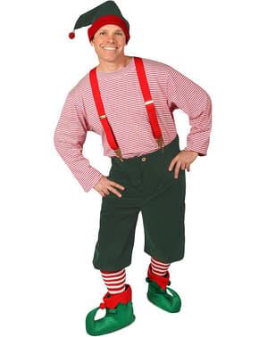 Kostým pracovitý elf