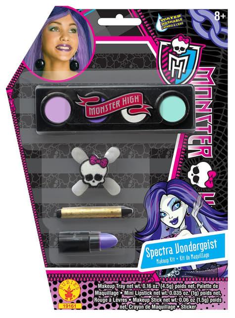 Monster High Spectra Vondergeist Makeup