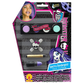Maquillaje de Spectra Vondergeist Monster High
