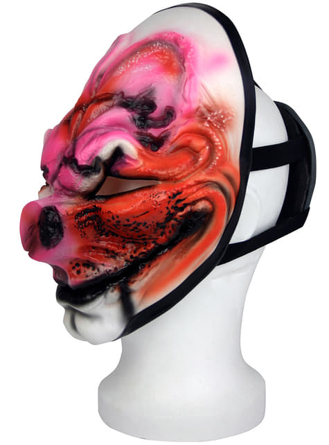 Masque Payday 2 Old Hoxton Mask- Réplique