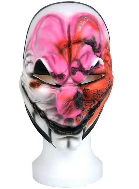 Máscara de Payday 2 Old Hoxton Mask - Réplica