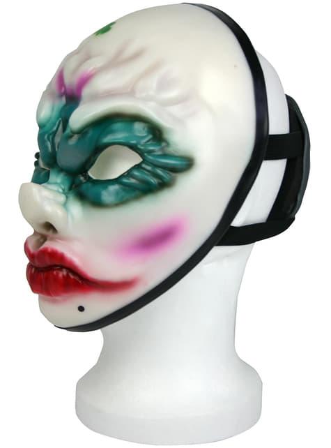 Máscara de Payday 2 Clover Mask - Réplica