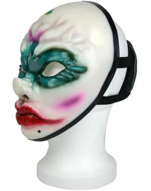 Payday 2 Clover Maska