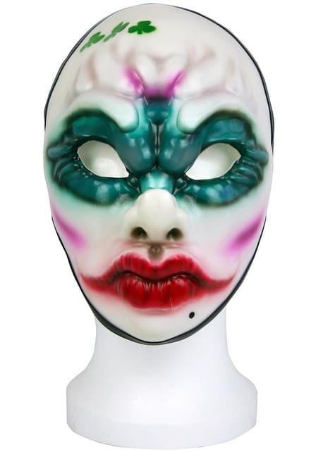 Máscara de Payday 2 Clover Mask - Réplica - oficial