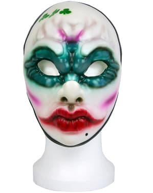 Maske Payday 2 Clover - Nachbildung