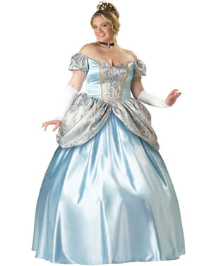 Middernacht Elite Prinsessen kostuum