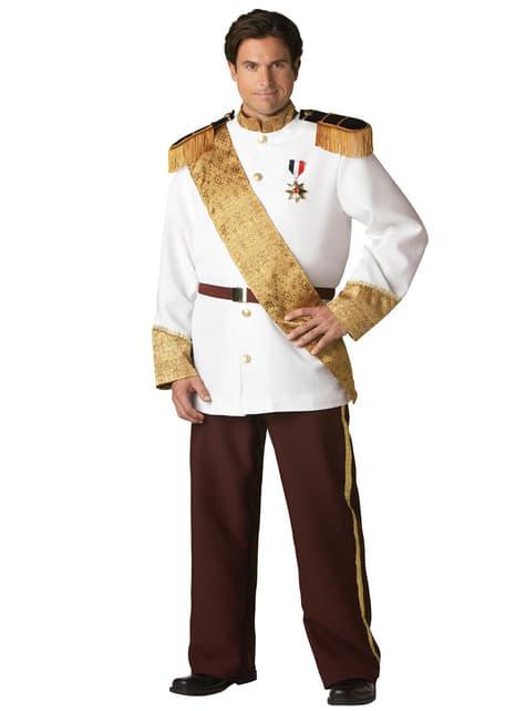 Луксозен мъжки костюм на Чаровния принц