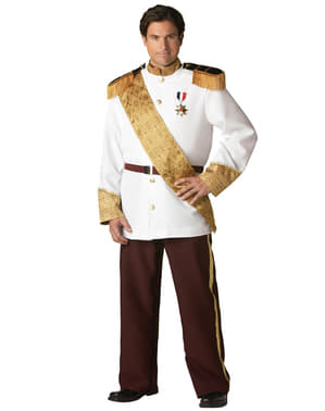 Costume principe incantato elite per uomo