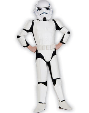 Deluxe Stormtrooper Toddler Costume