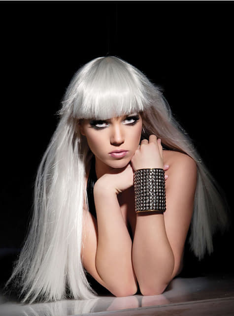 Lady Gaga Metallic Armband