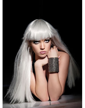 Lady Gaga Metallic Armband