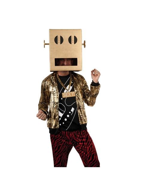 Disfraz de LMFAO robot Party Rock