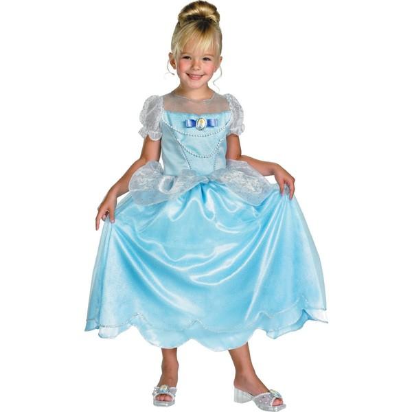 Vestido cenicienta para niña - Imagui