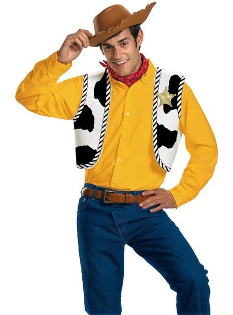 Woody: Toy Story Sett Voksen