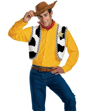 Kit Woody Toy Story adulte