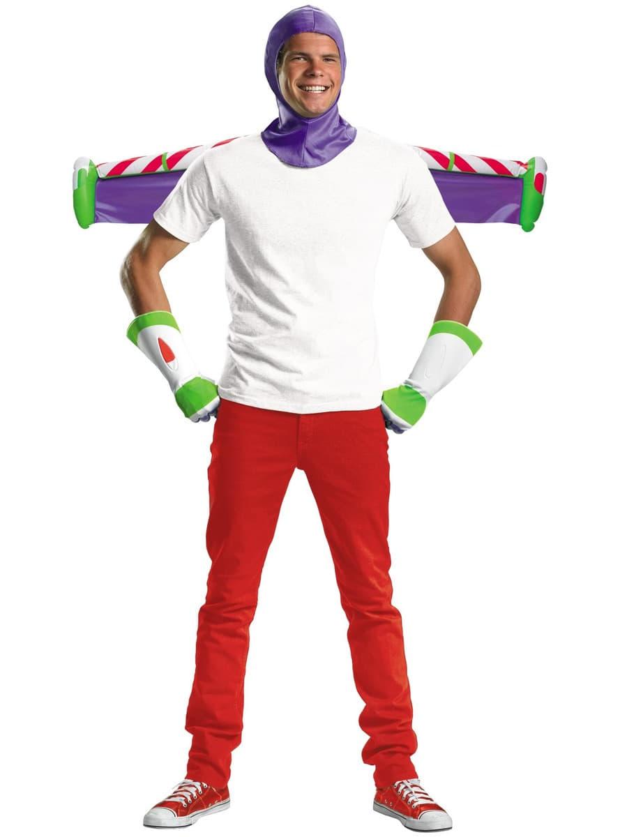 4fe6417f4c405 Kit de Buzz Lightyear de Toy Story para adulto