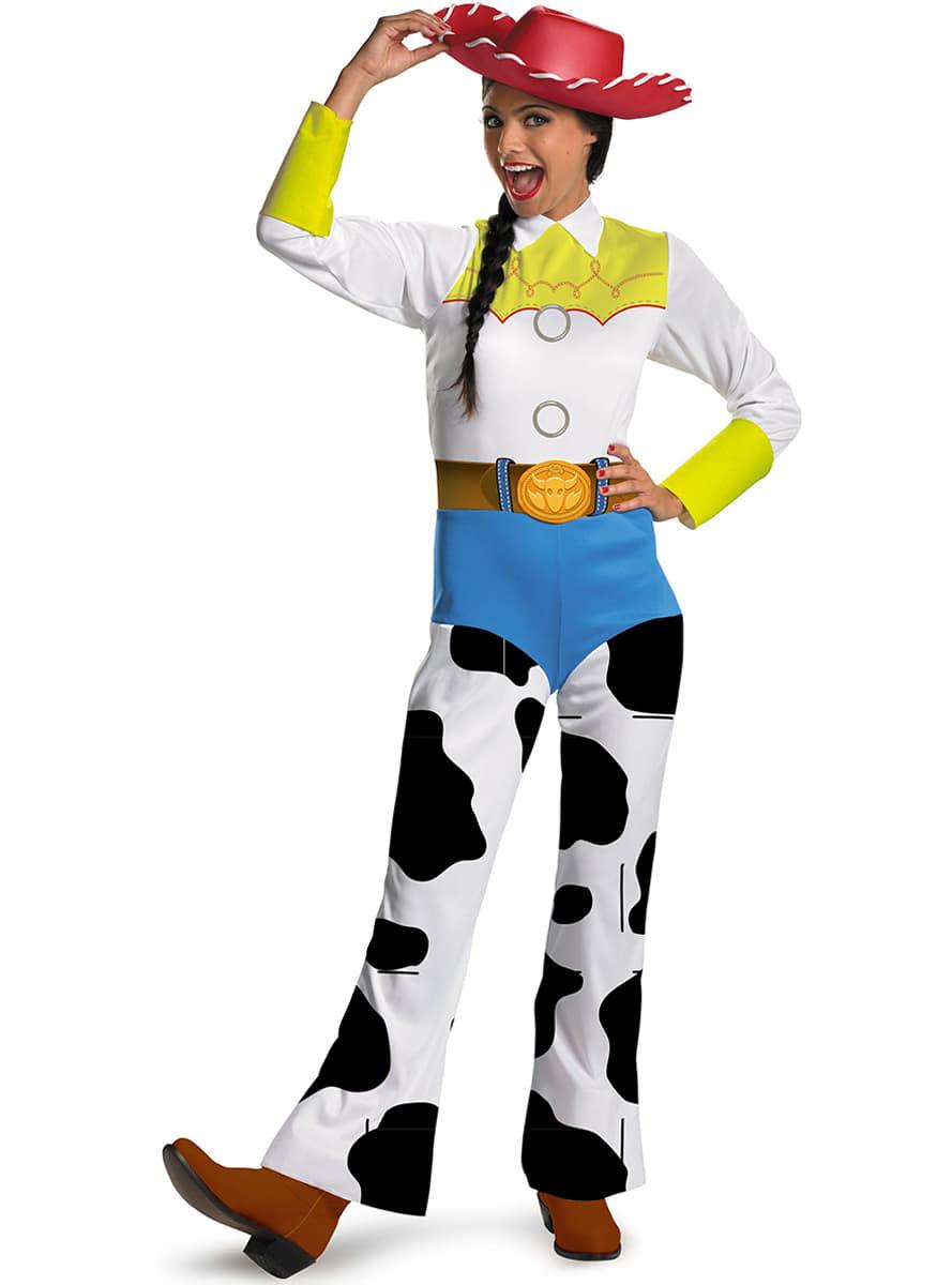 e904a8685beb2 Fato de Jessie Toy Story classic