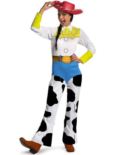 Toy Story Jessie Classic Maskeraddräkt