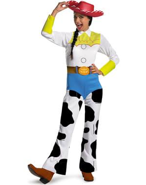 Klassisches Erwachsenenkostüm Jessie aus Toy Story