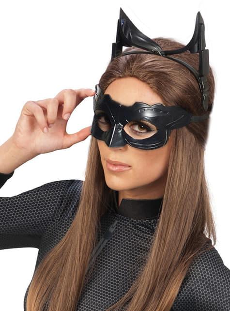 Maschera Catwoman con orecchie