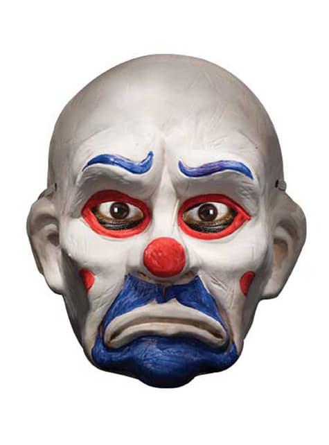 Masque clown Joker garçon Batman The Dark Knight Rises