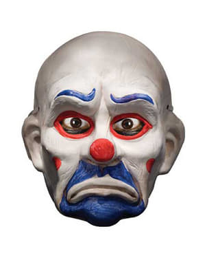 バットマンダークナイトはジョーカーピエロチャイルドマスクを上昇