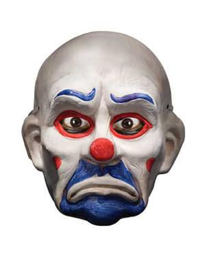 Máscara de Palhaço Joker menino Batman The Dark Knight Rises