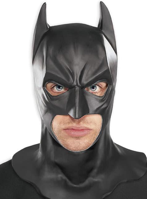 Batman A sötét lovag emelkedik a maszk