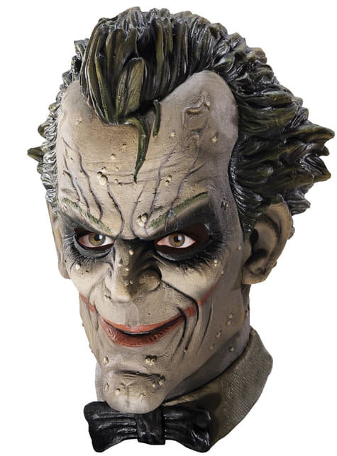 Maska Joker Arkham City Batman Deluxe