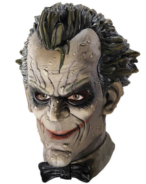 Máscara de Joker Arkham City de Batman Deluxe