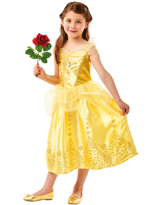 Kostüm die Schöne und das Biest Classic für Mädchen