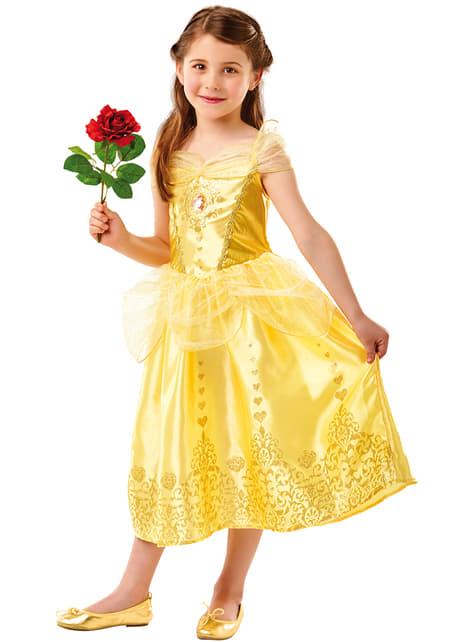 Strój Bella Piękna i Bestia classic dla dziewczynki