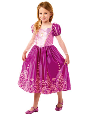 Rapunzel Kostume til Piger