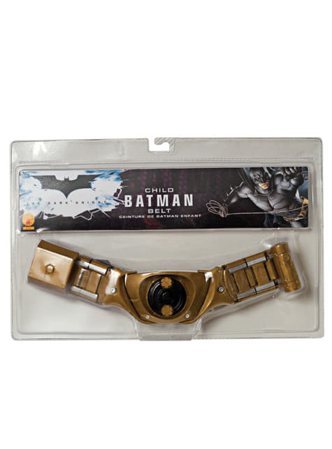 Pasek Batman The Dark Knight Rises dla chłopca