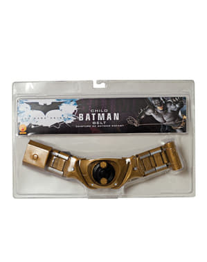 Batman The Dark Knight Rises Kids Belt