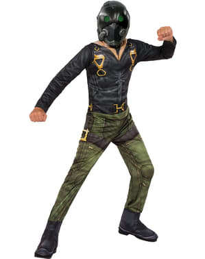 Spiderman Homecoming Vulture Kostyme for gutter