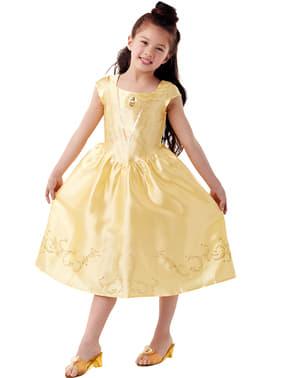 Costum Bella Frumoasa și Bestia classic în cutie pentru fată