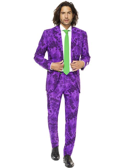 Traje del Joker Opposuits para hombre - hombre