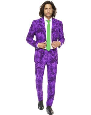 Kostym Joker Opposuits vuxen