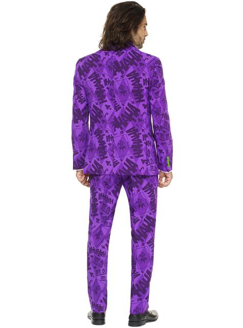 Traje del Joker Opposuits para hombre - traje