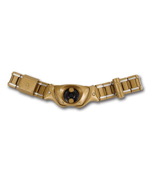 Batman The Dark Knight Rises Adult Belt