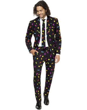 Costum barbați Tetris - Opposuits